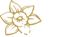 Trwffl Logo Gold White